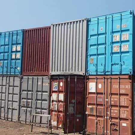 thu mua container cũ giá cao